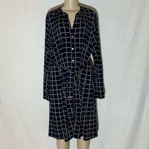 MICHAEL KORS Stretch Dress Size:2X